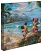 Mickey and Minnie in Hawaii Canvas Wrap