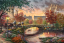 Autumn in New York Painting
