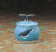 Whale Tail Trinket Box