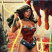 Wonder Woman Closeup