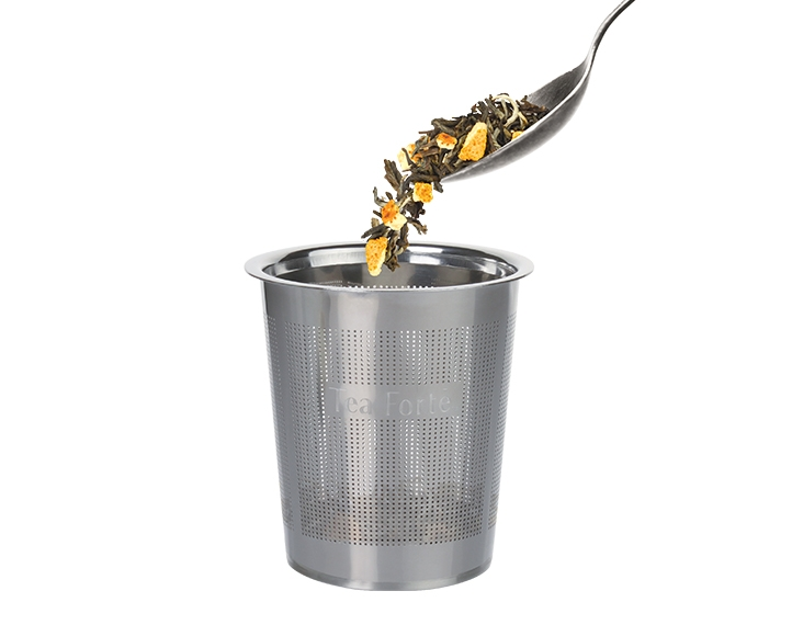 Stainless Steel Pugg Teapot Basket
