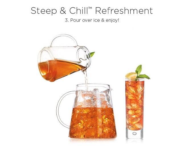 Tea Over Ice Step 3