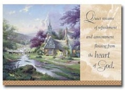 Tremendous Thomas Kinkade Birthday Cards At Ocean Treasures Personalised Birthday Cards Sponlily Jamesorg