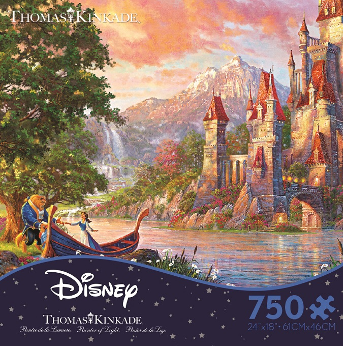 Beauty and the Beast II Puzzle