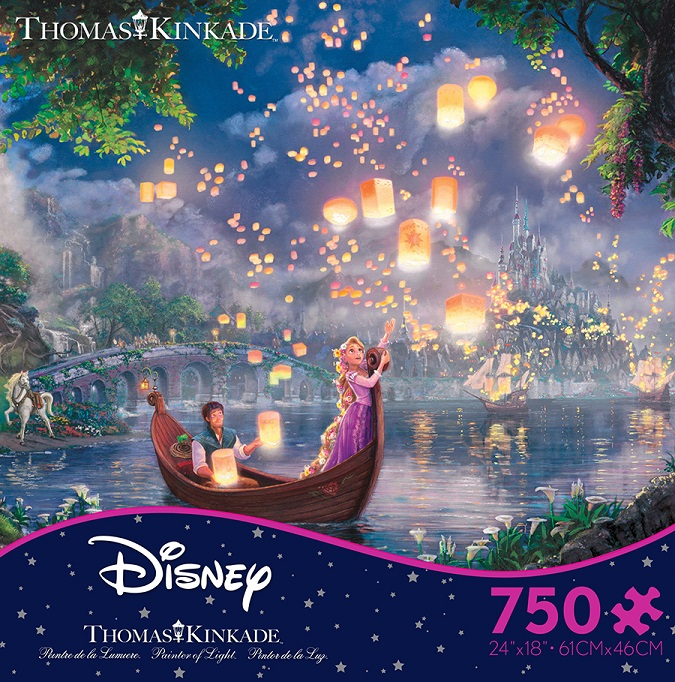 Tangled Puzzle