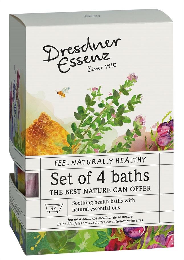 Bath Salts Set of 4