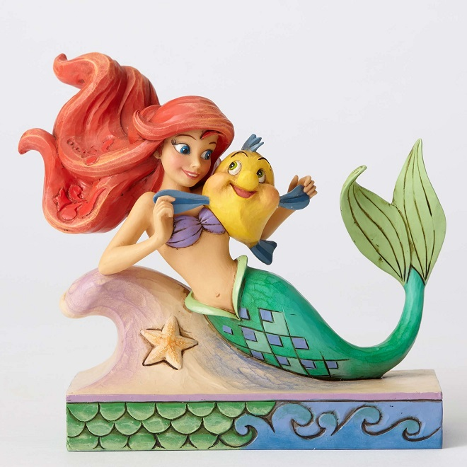 Fun and Friends Ariel and Flounder