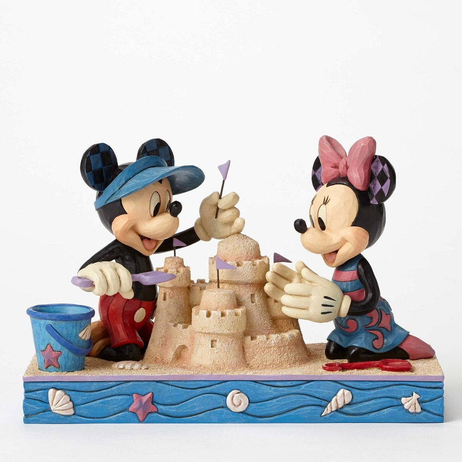 Seaside Mickey & Minnie