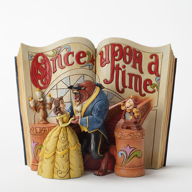 Beauty and the Beast Love Endures Story Book