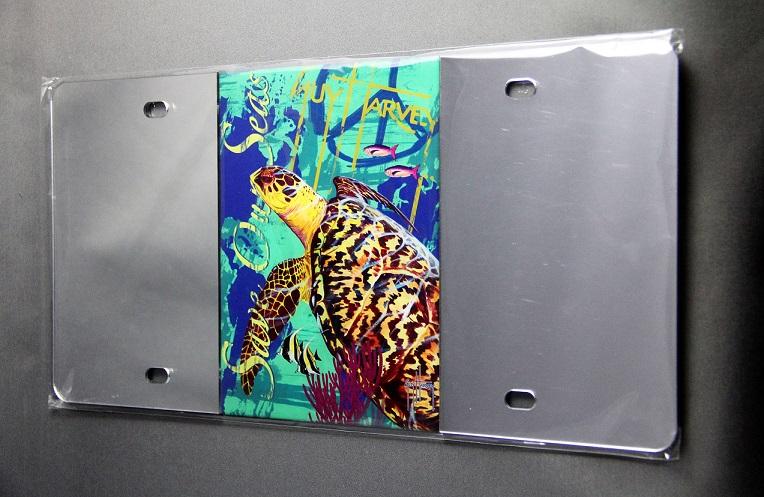 Save Our Seas Sea Turtle Auto TAG