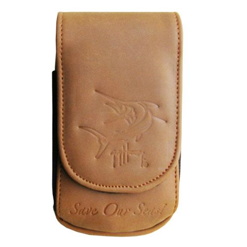 Medium Leather Cell Phone Holder