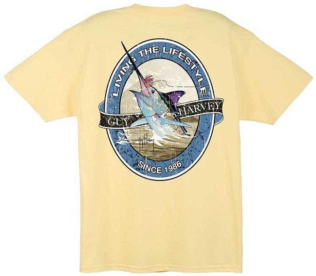 Harvey Lifestyle Label T Shirt
