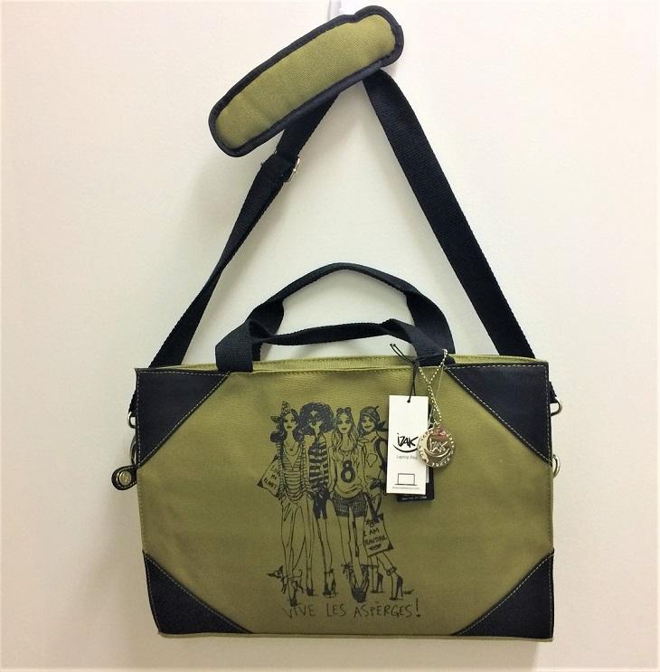 Vive Les Asperges Laptop Bag