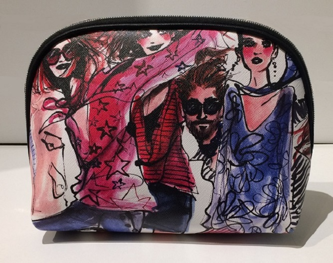 Selfie Party Clutch Bag