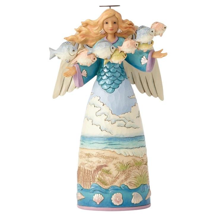 Hope Floats Coastal Angel
