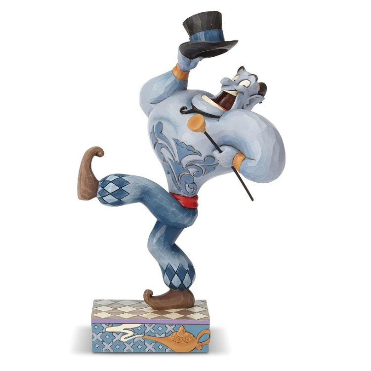 Born Showman Genie