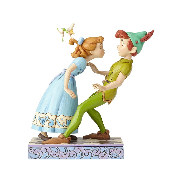 An Unexpected Kiss - Peter Pan 65th Anniversary Piece