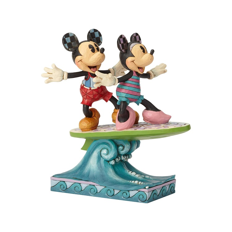 Surf's Up Mickey & Minnie