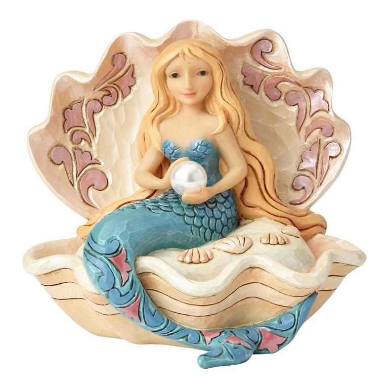 Merriest Mermaid in Clam