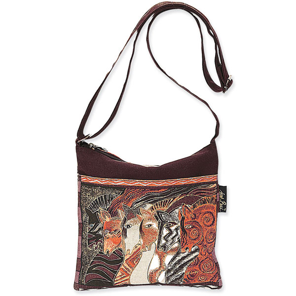 Moroccan Mares Cross Body Purse