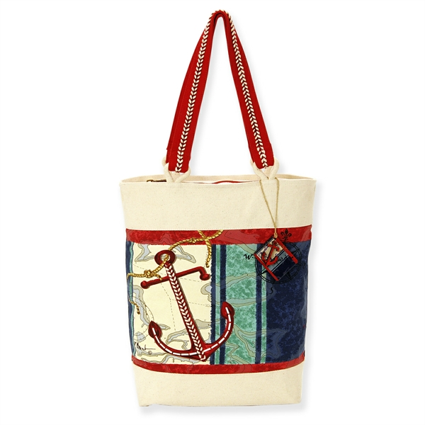 Deep Sea Medium Tote Bag