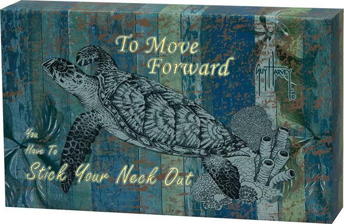 Move Forward Art Box