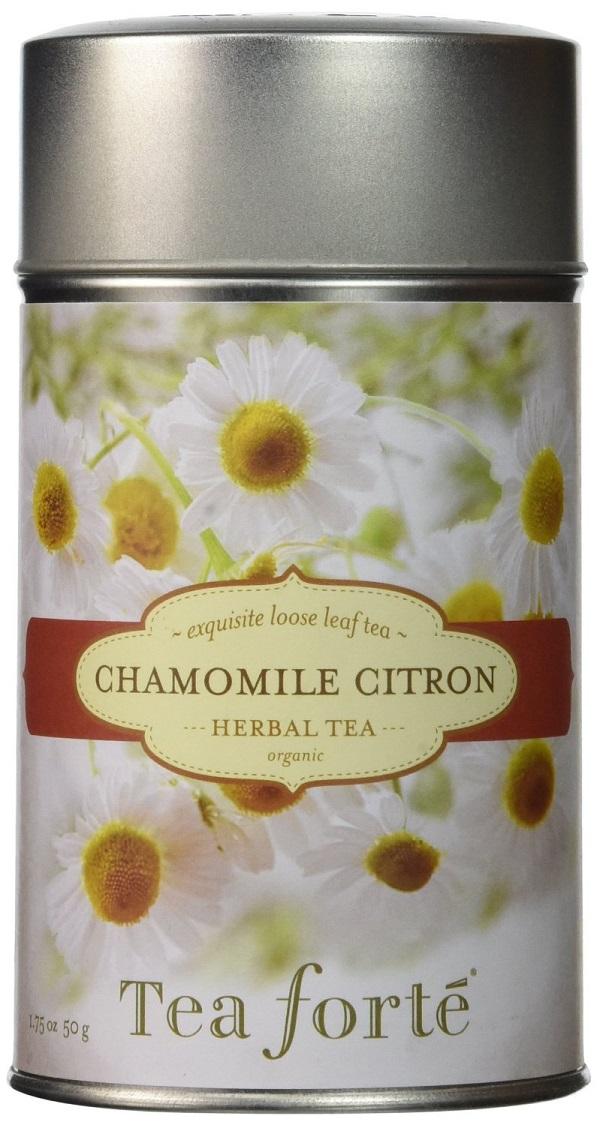 Chamomile Citron Tea Canister