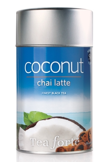 Coconut Chai Latte Tea Canister