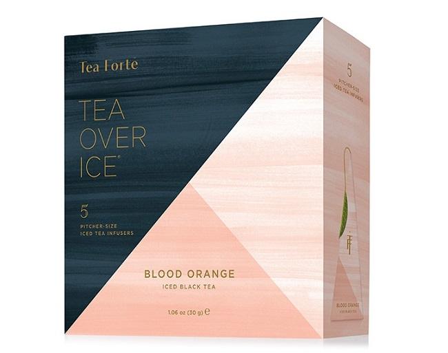 Iced Blood Orange Tea