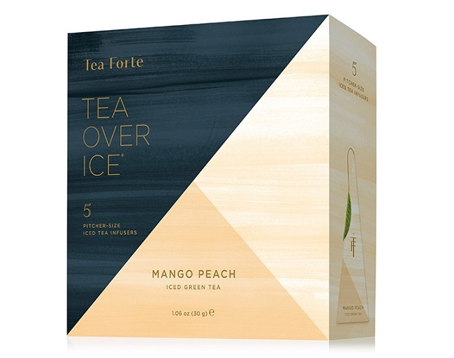 Iced Mango Peach Tea
