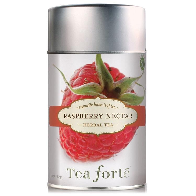 Raspberry Nectar Tea Canister