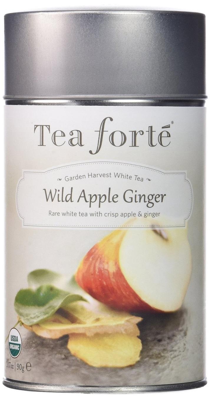 Wild Apple Ginger Tea Canister
