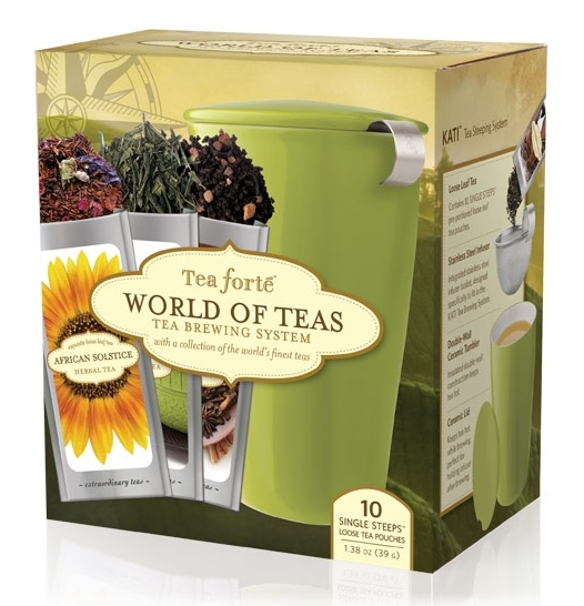 World of Tea Starter Set