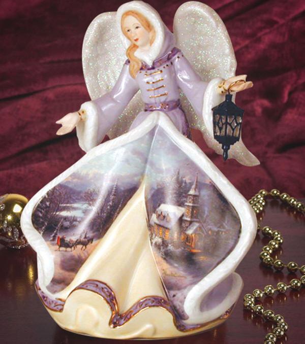Winter Angel Of Glory