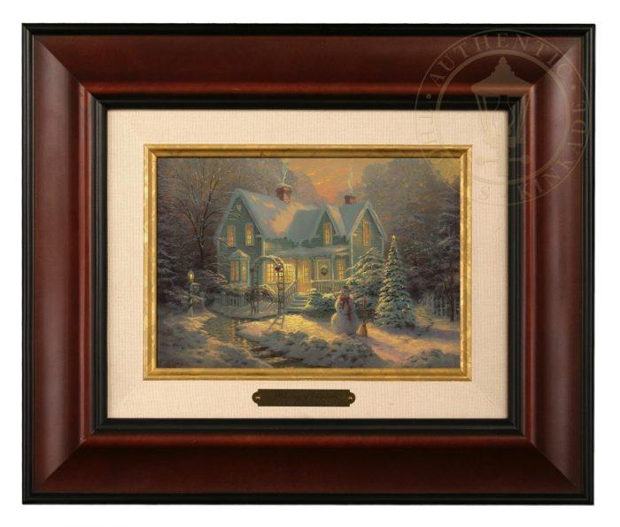 Blessings of Christmas Brushwork (Frame Choices)
