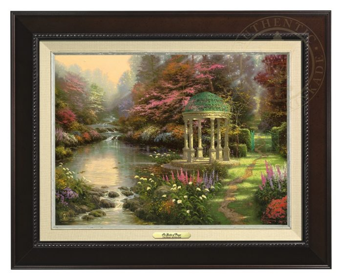 The Garden of Prayer Classic (Frame Choices)