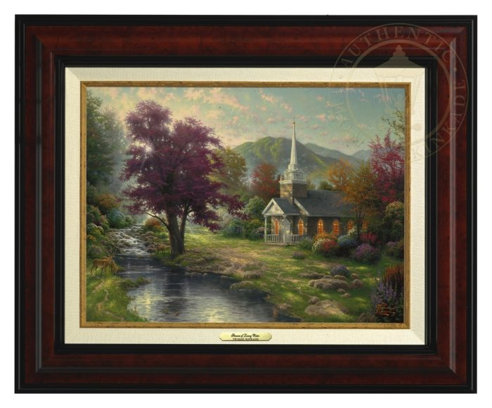 Streams of Living Water Classic (Frame Choices)
