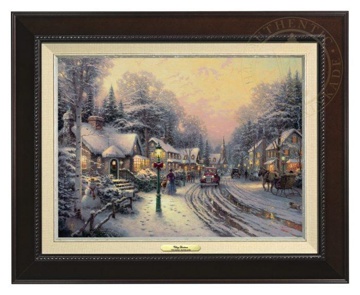 Village Christmas Classic (Frame Choices)