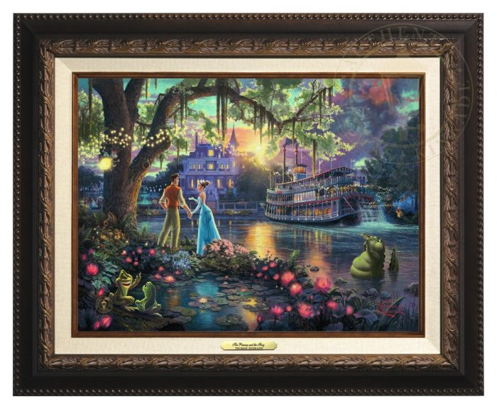 Princess And The Frog Classic (Frame Choices)