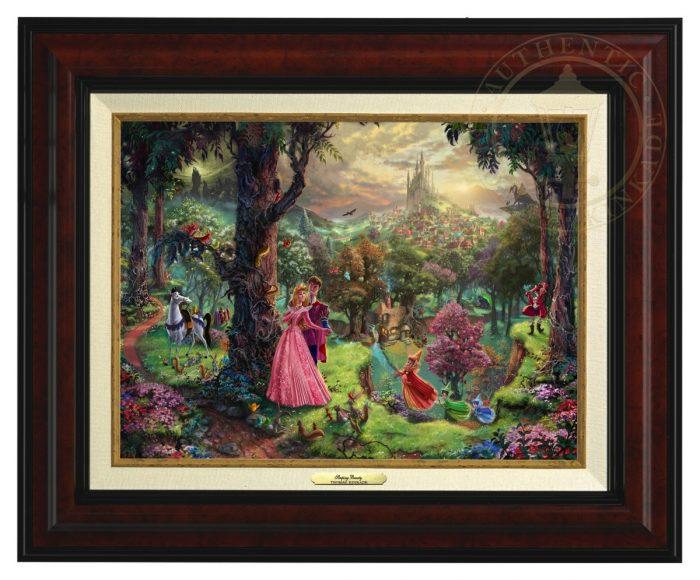 Sleeping Beauty Classic (Frame Choices)