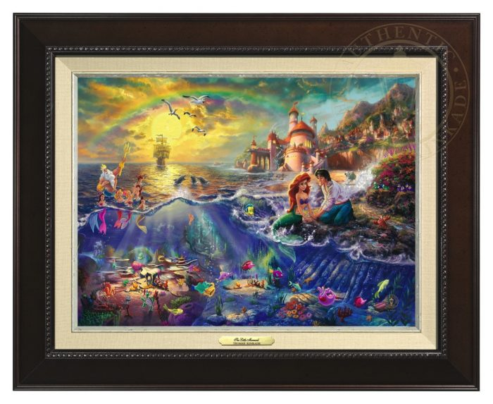 The Little Mermaid Classic (Frame Choices)