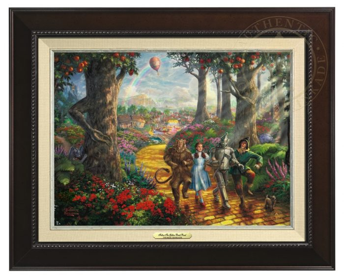 Follow the Yellow Brick Road Classic (Frame Choices)
