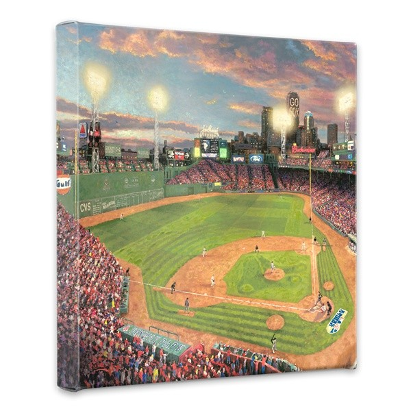 Fenway Park Canvas Wrap