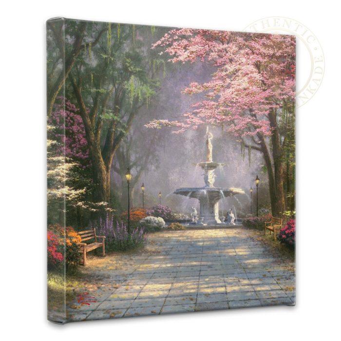 Savannah Romance Canvas Wrap