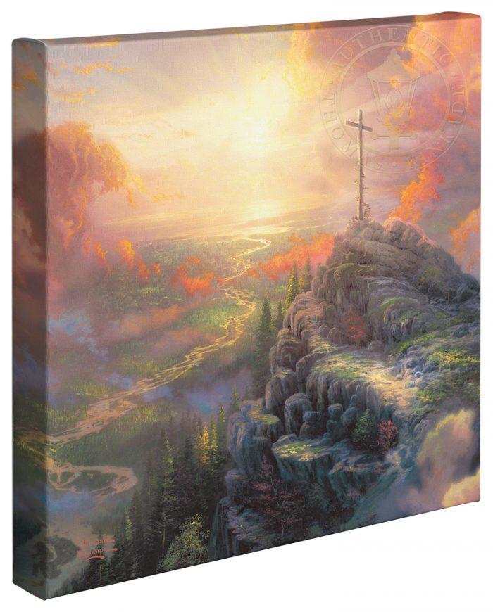 The Cross Canvas Wrap