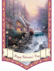 Valentine's Day Outdoor Flag