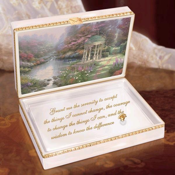 Dear Lord Letter Music Box