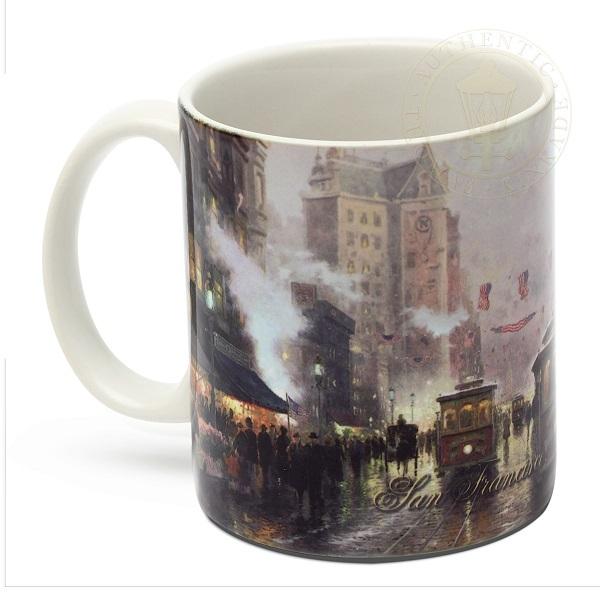 San Francisco Market Street Mug