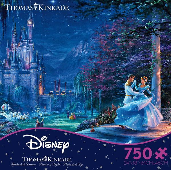 Cinderella Dances in the Starlight Puzzle