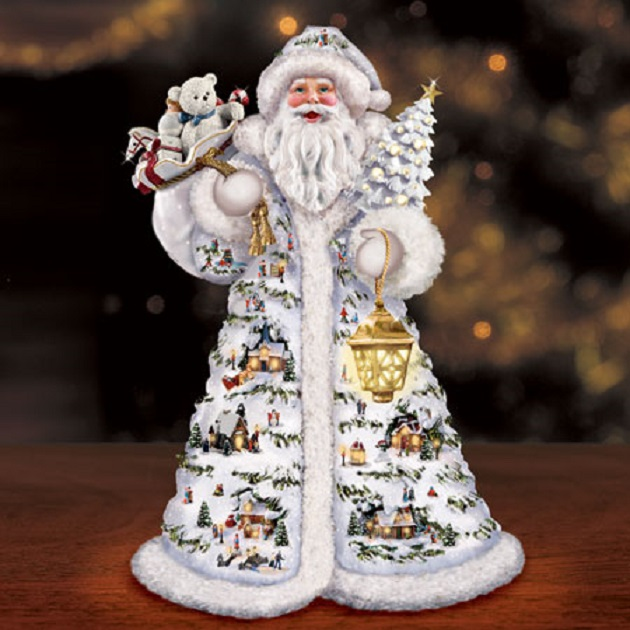 Snowbound Father Christmas